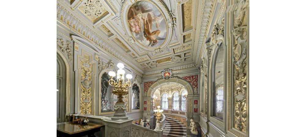 Дворянские особняки Санкт-Петербурга