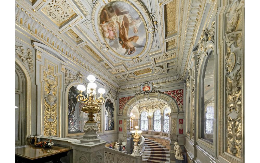Дворянские особняки Санкт-Петербурга (Дом ученых)