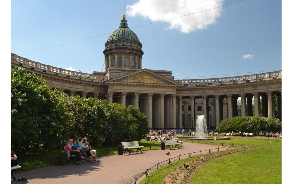 «Православные храмы Петербурга» (Лавра)