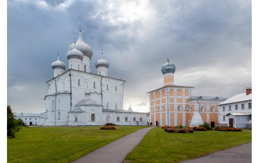 Великий Новгород (2я интерактива)