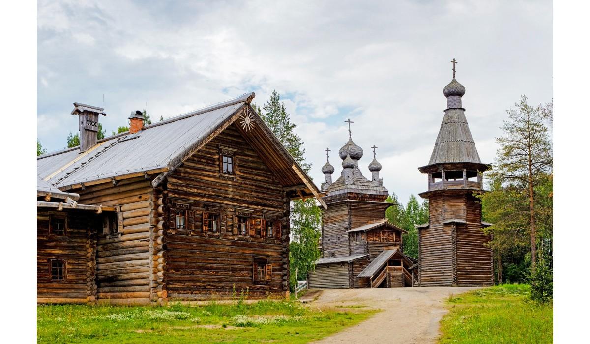 «Добро пожаловать на Русский Север»
