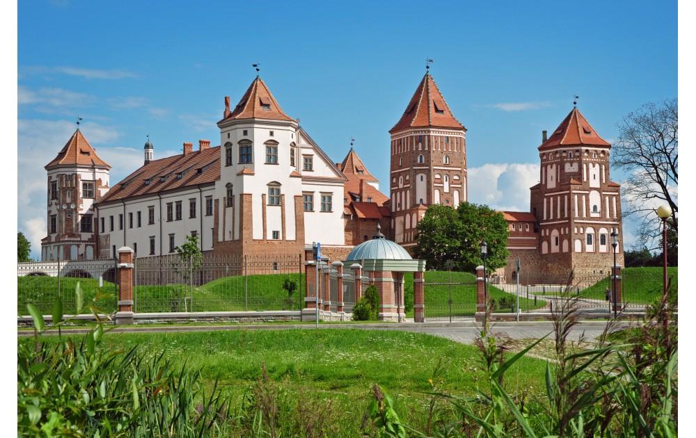 Жемчужины Белоруссии