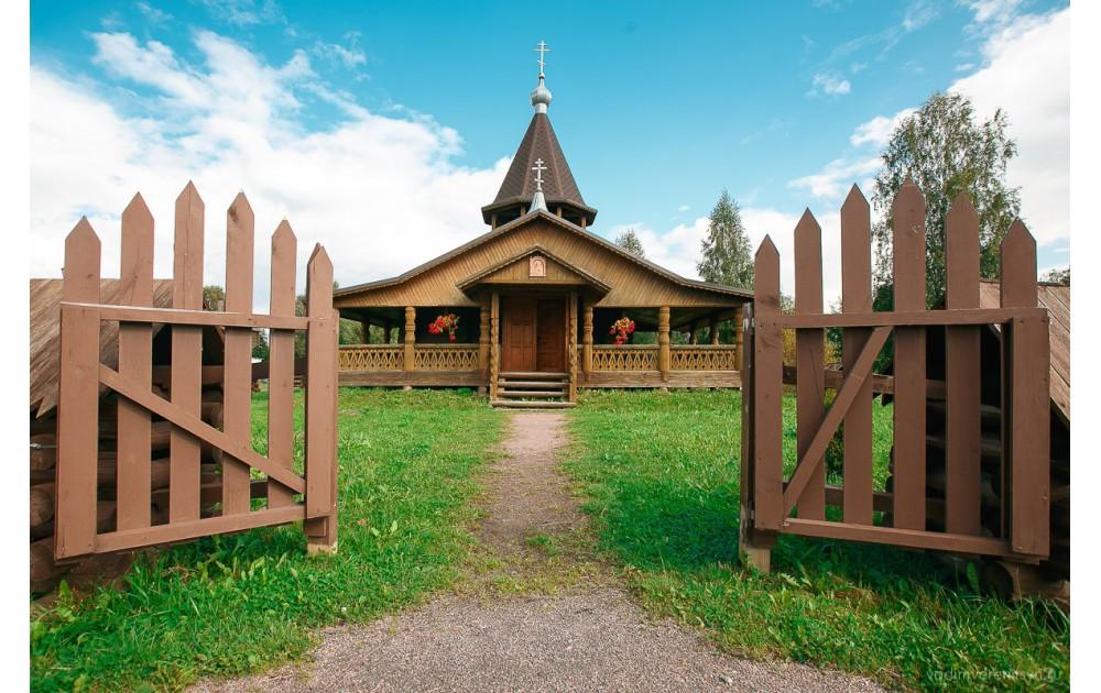 Экскурсия в деревню «Мандроги»