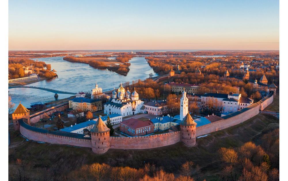 Старая Русса – Великий Новгород (РАЗГУЛЯЙ)