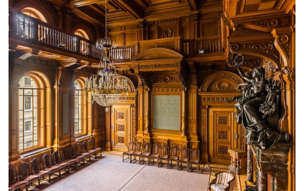 Дворянские особняки Санкт-Петербурга (Дом архитектора)