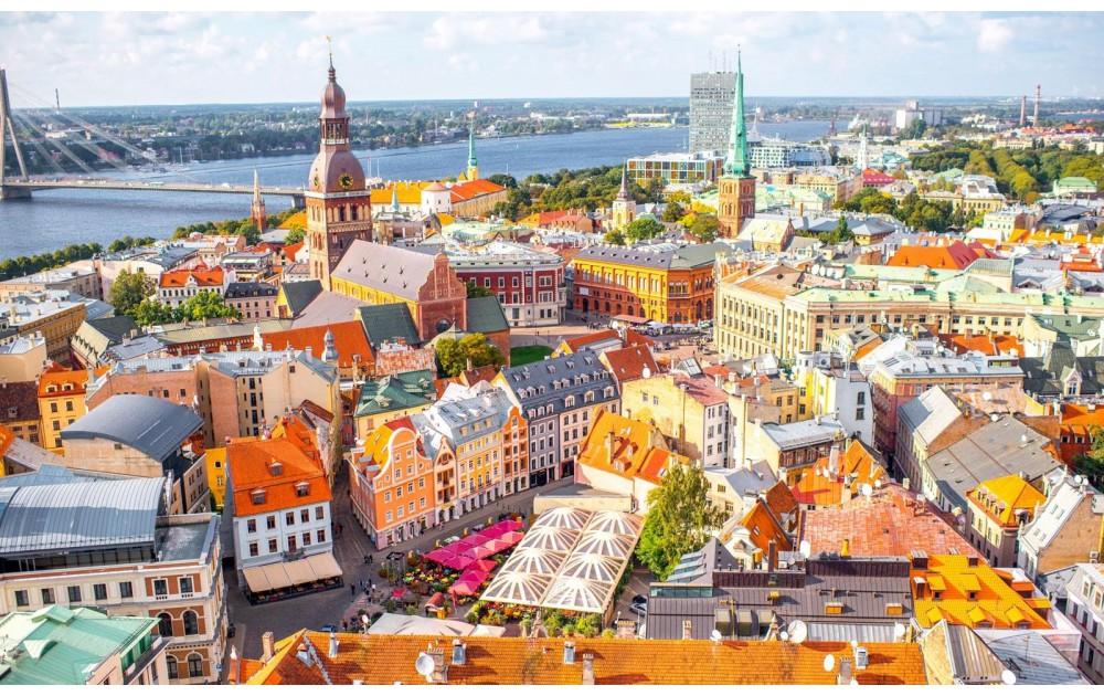 «Здравствуй, Латвия ! Рига-Юрмала- Сигулда»