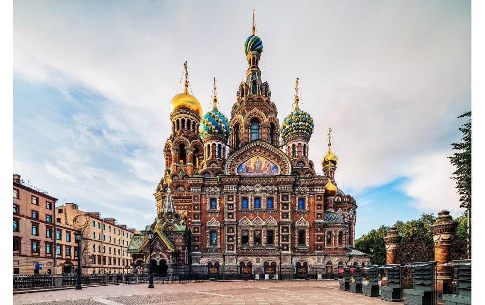 «Православные храмы Петербурга»