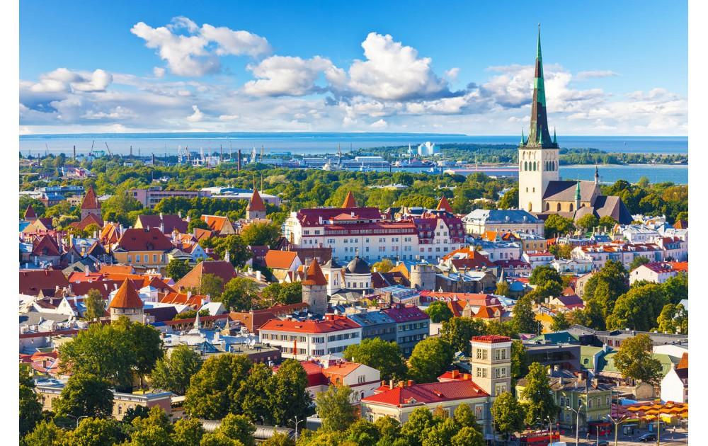 «Очарование старого Таллина»