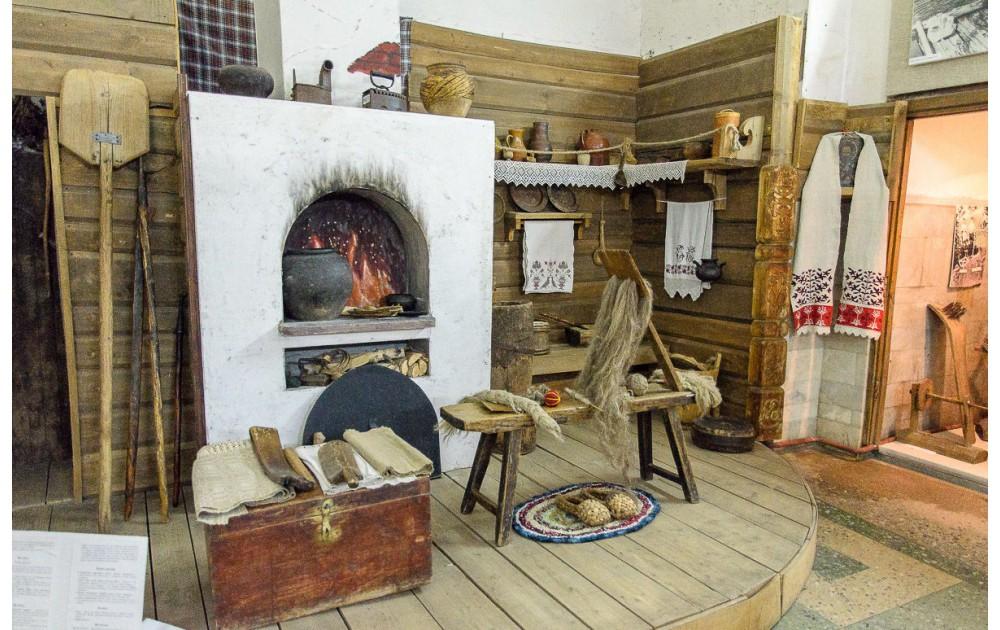 Посещение музея «Смоленский лен»