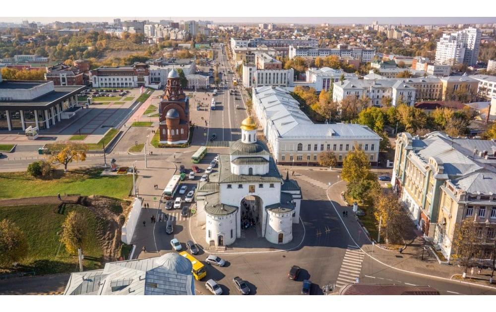 Владимир - Боголюбово – Суздаль