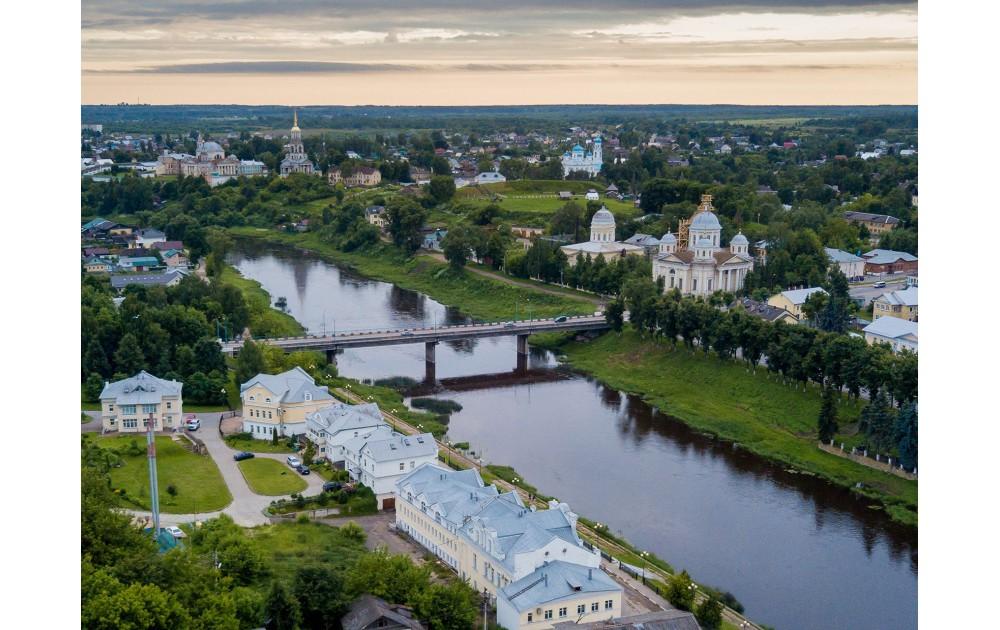 Очарование Русской Венеции и Русской Италии